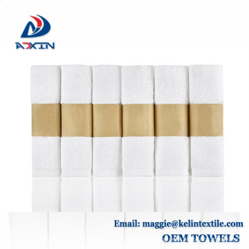 (Pack of 6) Little Bamboo Naturally Anti-bacterial Baby washcloth/white bamboo fiber baby Towels for baby