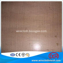 40 Mesh Black Wire Mesh Fabric Filter Disc