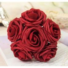 Novo design decorativo flor artificial bola para casamento ou festa