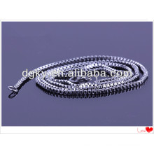Box Chain Fashion Steel Pendants Chain