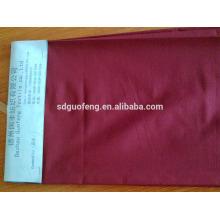 garantia de qualidade penteado sirospun97 algodão 3spandex 200-380gsm chino / calças de tecido