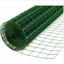 O PVC de 2 polegadas revestiu a rede de arame soldada / malha soldada / rede de arame