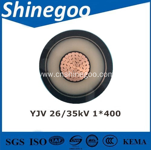 1/2/3/ core PVC Insulated power cable