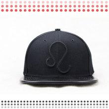 Изготовленный на заказ плоский и кожа поддонов и патч snapback шляпы