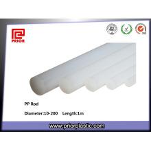 Plástico extrudado fabricante Plástico PP Rod