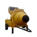 JZR 350 Diesel Drum Concrete Mixer