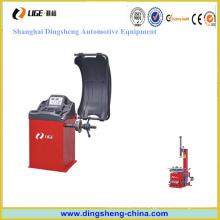 Máquina do equilibrador de roda da manutenção do equilibrador de roda