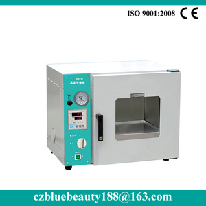 Stainless steel high temperature Laboratory Vacuum Oven
