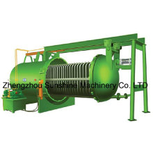 Horizontal Leaf Filter Vibration Filter Press Filter