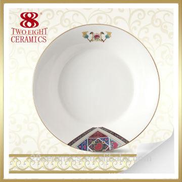 Großhandel royal Bone China Geschirr, billige Bulk Teller