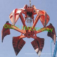 6-канатный механический грейферный ковш повышенной мощности