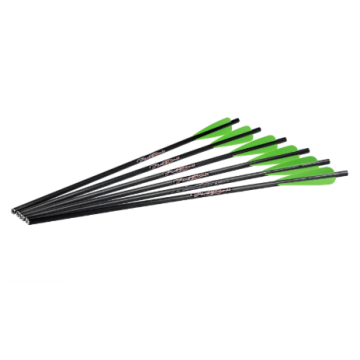 EXCALIBUR - FIREBOLT CARBON ARROW 6PK