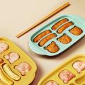 Детские силиконовые формы для колбасы, форма для хот-догов
