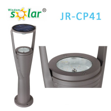 Новых продуктов 2014 CE Светодиодные газон лампа с панели солнечных батарей для открытый газон освещения (JR-CP41)