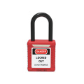 MASTER KEY SAFETY PADLOCK BD-G11 with 38mm Shackle and 6mm Diameter