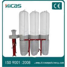 2683cfm Machine de collecte de poussière industrielle à collecteur de poussière de bois