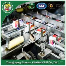 China Máquina de alta calidad promocional del encogimiento de la caja del cartón
