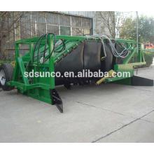 machine de tournage de compost fumier de tracteur ZFQ300