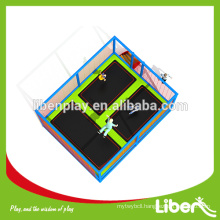 TUV SGS certified indoor commercial trampoline park for sale