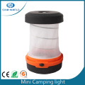 Must See Review! – LE Portable LED Camping Lantern 500lm Light 3 Modes Battery Powered IPX4 Lamp..