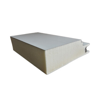 low cost materials sandwich panel  with osb