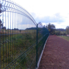 China Manufacturers for Mesh Metal Fence Powder Coated Safety Mesh Fence supply to Pakistan Importers