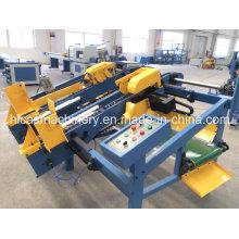 Sf602 ISO Best Price Double End Trim Saw Machine à fabriquer des palettes en bois