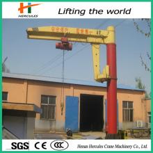 Approved Hoist Jib Crane Rotatory 5ton Jib Crane