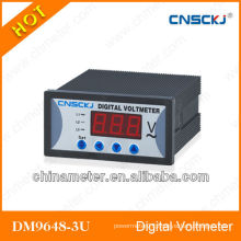 96*48 digital single phase AC voltmeter