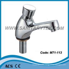 Self Closing Basin Tap (M71-113)