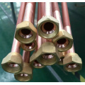 Red insulation copper tube for Air condition