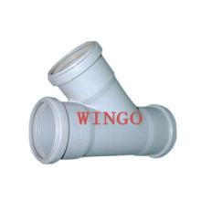 PVC-Rohrverschraubungsform Kunststoffformen