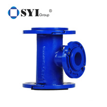 ISO2531 EN545 Standard Flanged Bend Elbow 90 degree Ductile Iron Pipe Fittings