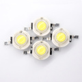 High Power 6000K White LED 1W 350mA 160lm