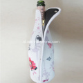 Neoprene Champagne Bottle Coolers in kleurendruk