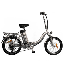 20 Inch 36V 250W 7 Speed Woman Beach Cruiser Sunny Electric Bicycle