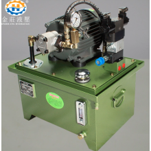Corrosion-resistant hydraulic electric oil pump