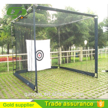 Дешевые,мода крытый гольф практике сеток/гольф чиппинг сетей/зеленый гольф сетка