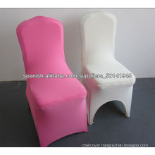 Hot sale popular wedding spandex chair cover