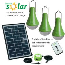New portable CE solar home lights for indoor home;3W solar home light;solar home lights with PV solar panel(JR-SL988 series)