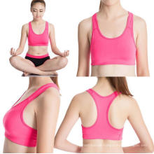Racerback Gym Workouts BH 7 Farbe Aktive Unterwäsche