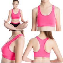 Racerback Gym Workouts Soutien-gorge 7 couleurs Active Underwear