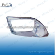 Cadre de lampe de tête American Truck Parts avec certification DOT pour International 9200
