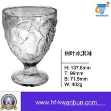 Vajilla de cristal de alta calidad de helado de cristal Kb-Hn0146