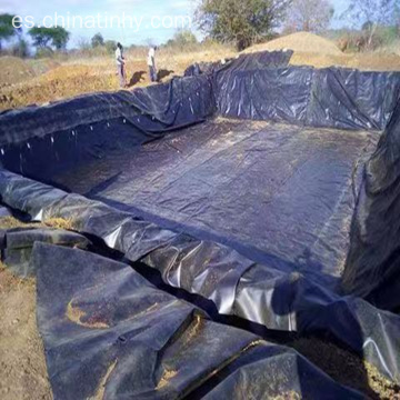 Fish Farm Pond Liner con GM-13 estándar