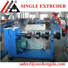 extrudeuse à vis unique/machine d'extrusion à vis unique avec des performances de puits