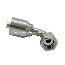 Parker hydraulic quick disconnect air hose crimp fittings