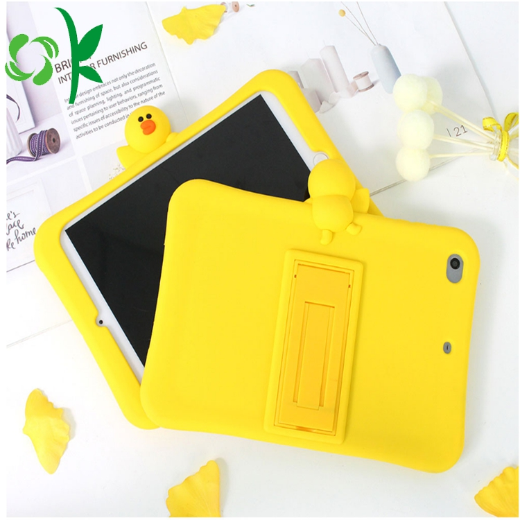 Yellow Duck Tablet Case