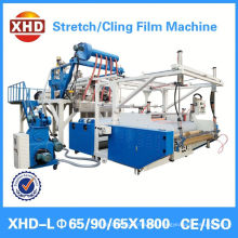 double layer co extrusion stretch film machine for sale