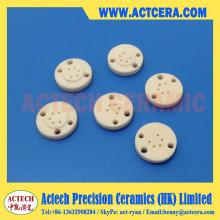 High Precision Ceramic Disc Valve Machining